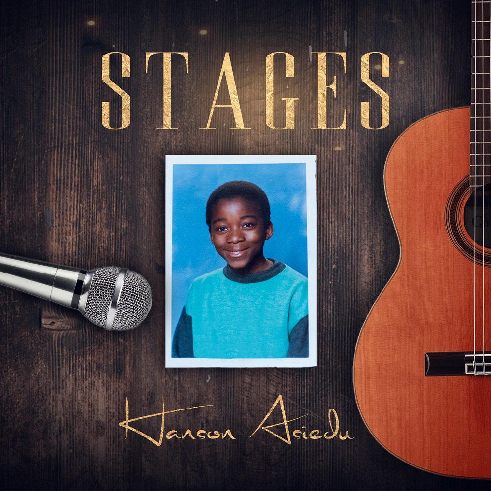 Hanson Asiedu - Stages - The EP