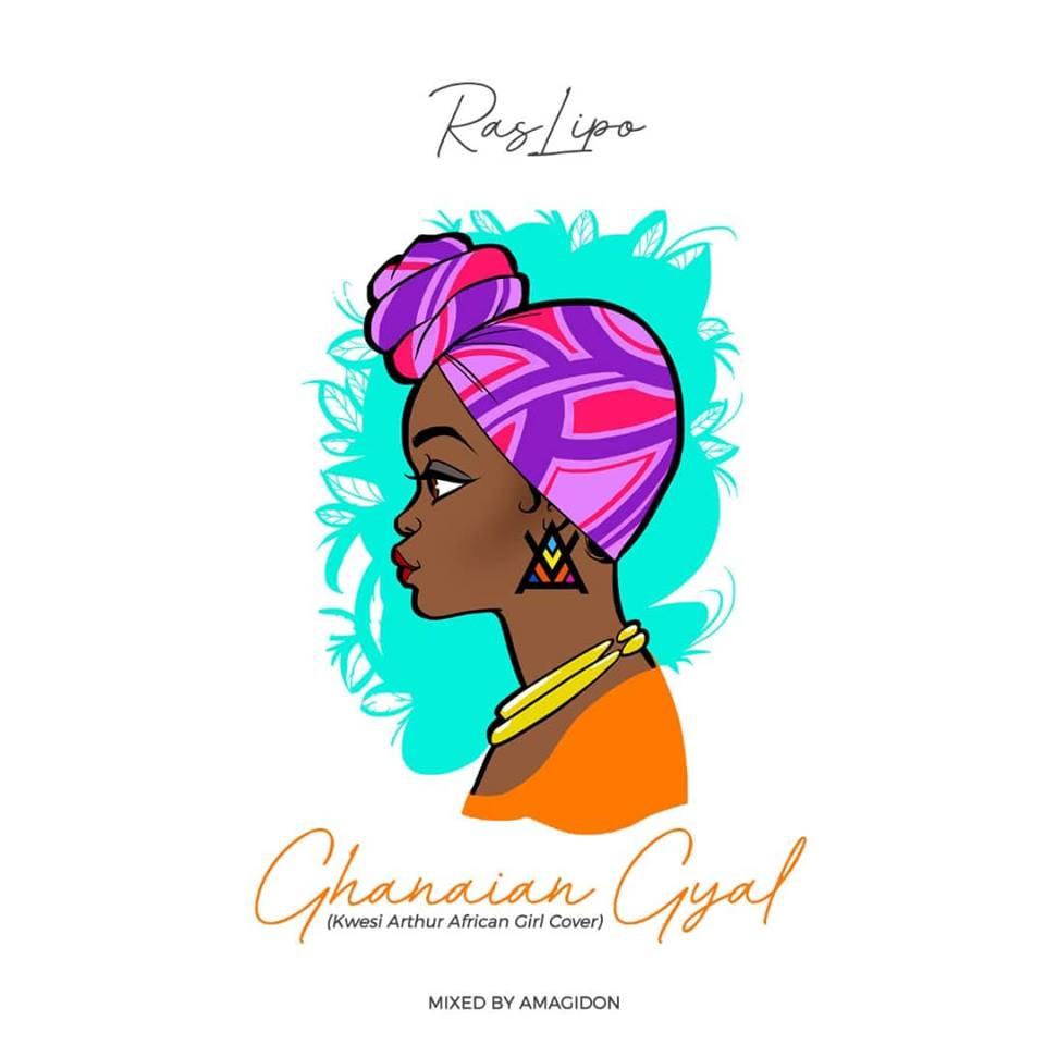 Ras Lipo - Ghanaian Girl Artwork