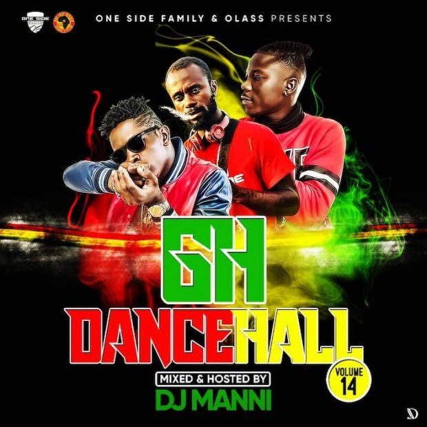 GH Dancehall Mix Vol 14