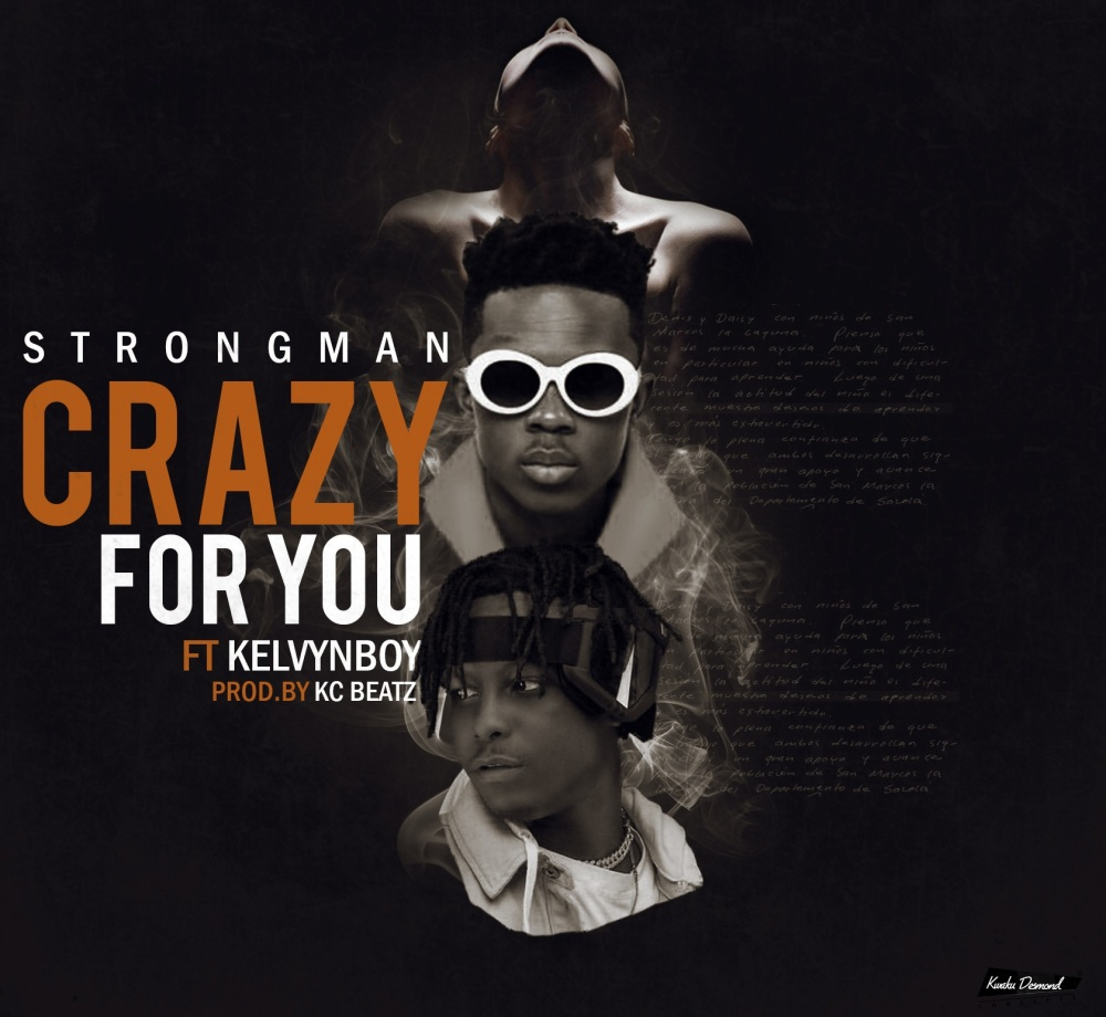 Strongman - Crazy For You artwork