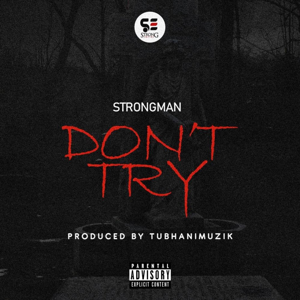 Strongman - Don't try artwork