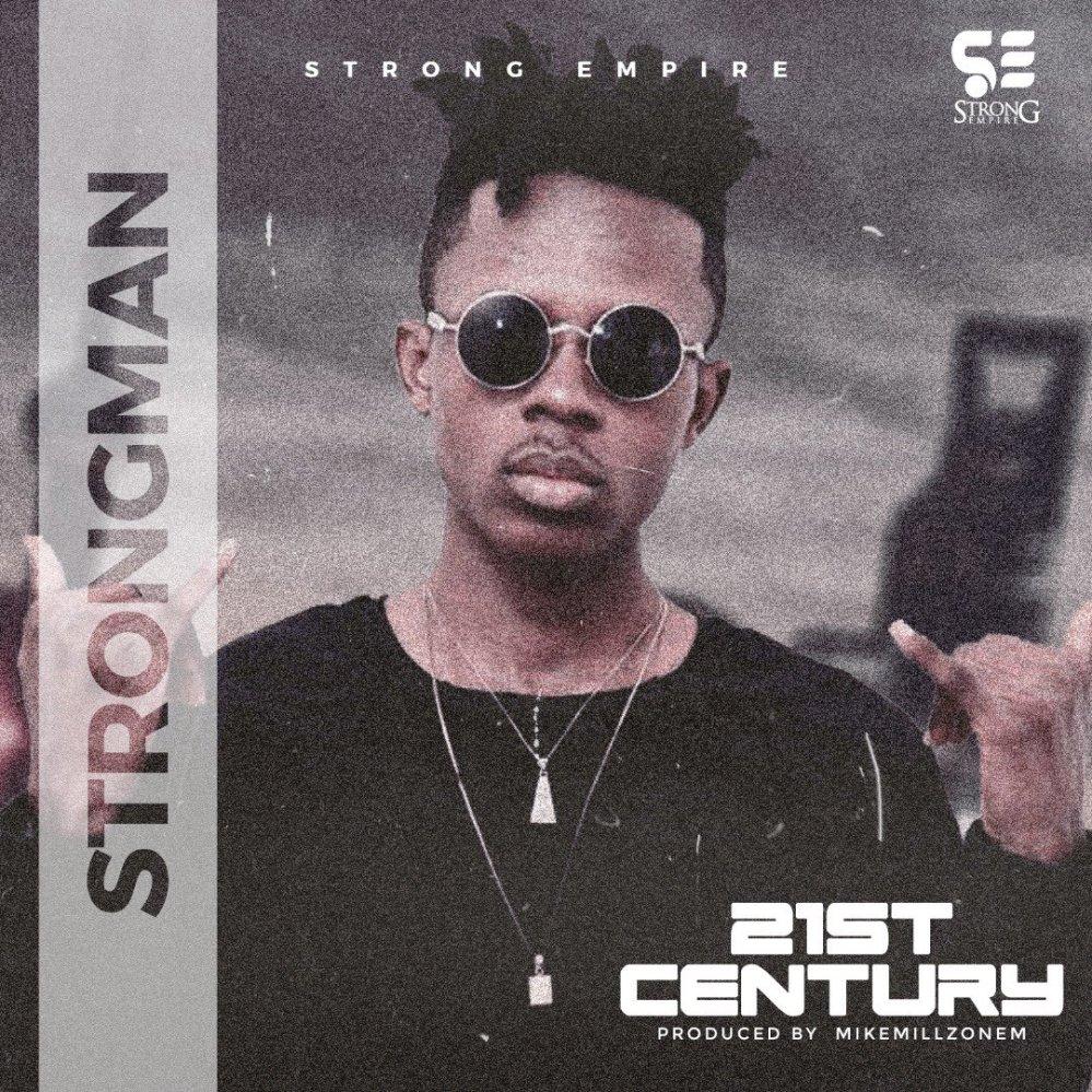 Strongman - 21st Century artwork