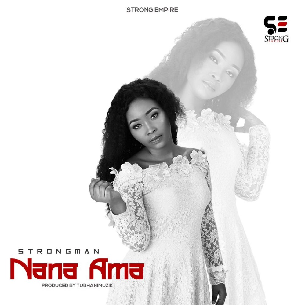 Strongman – Nana Ama artwork