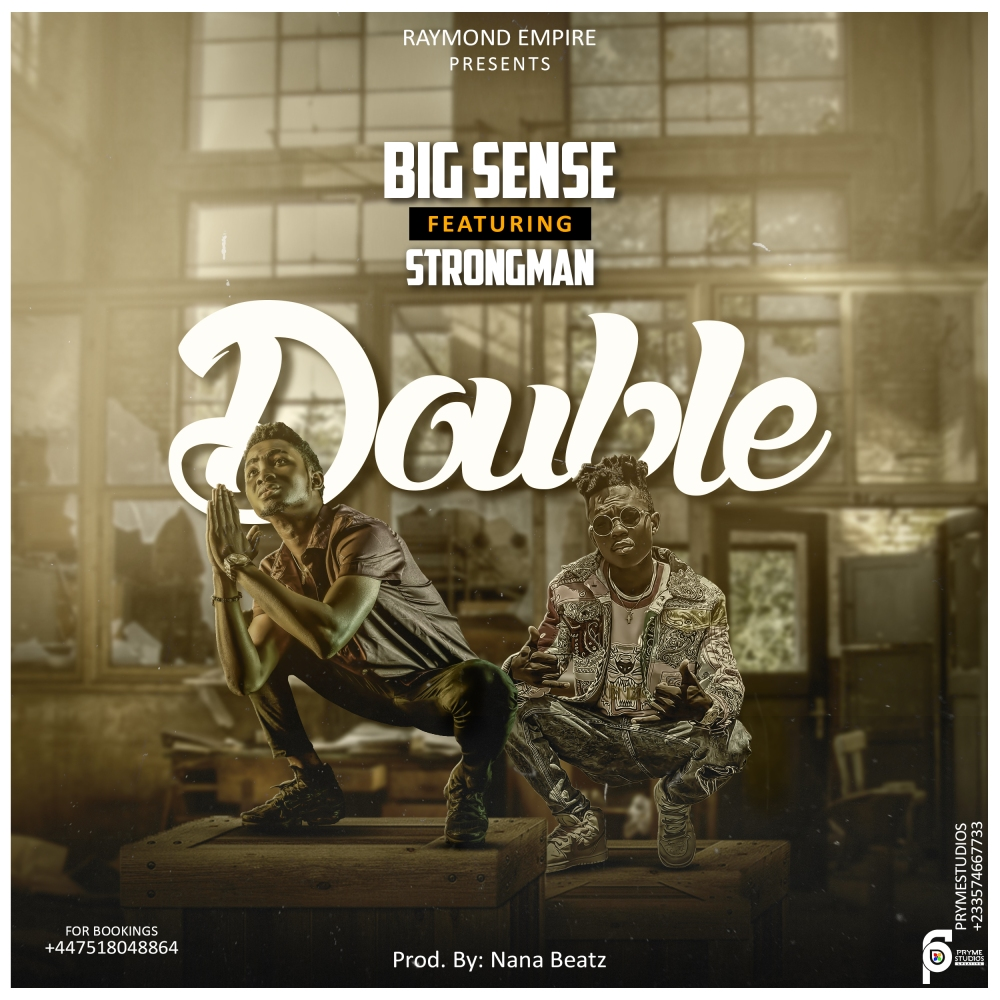 Bigsense - Double (Feat Strongman) artwork