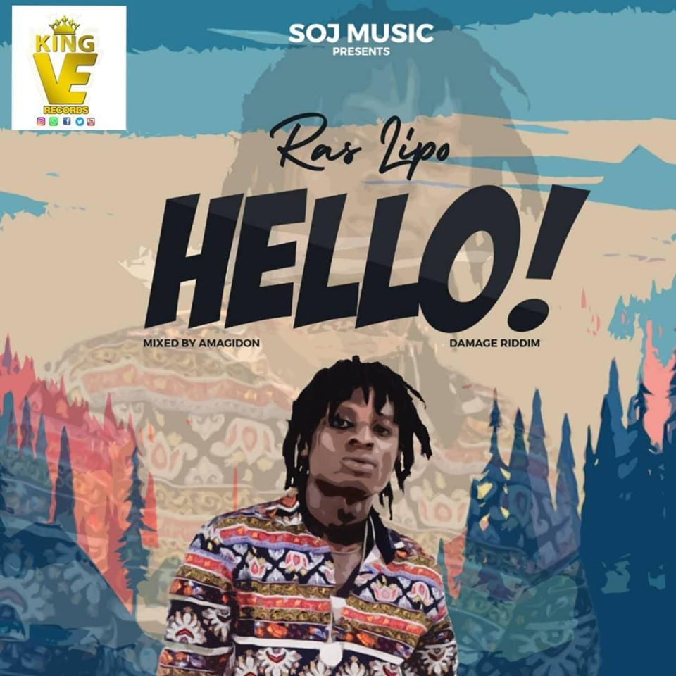 Ras Lipo - Hello artwork