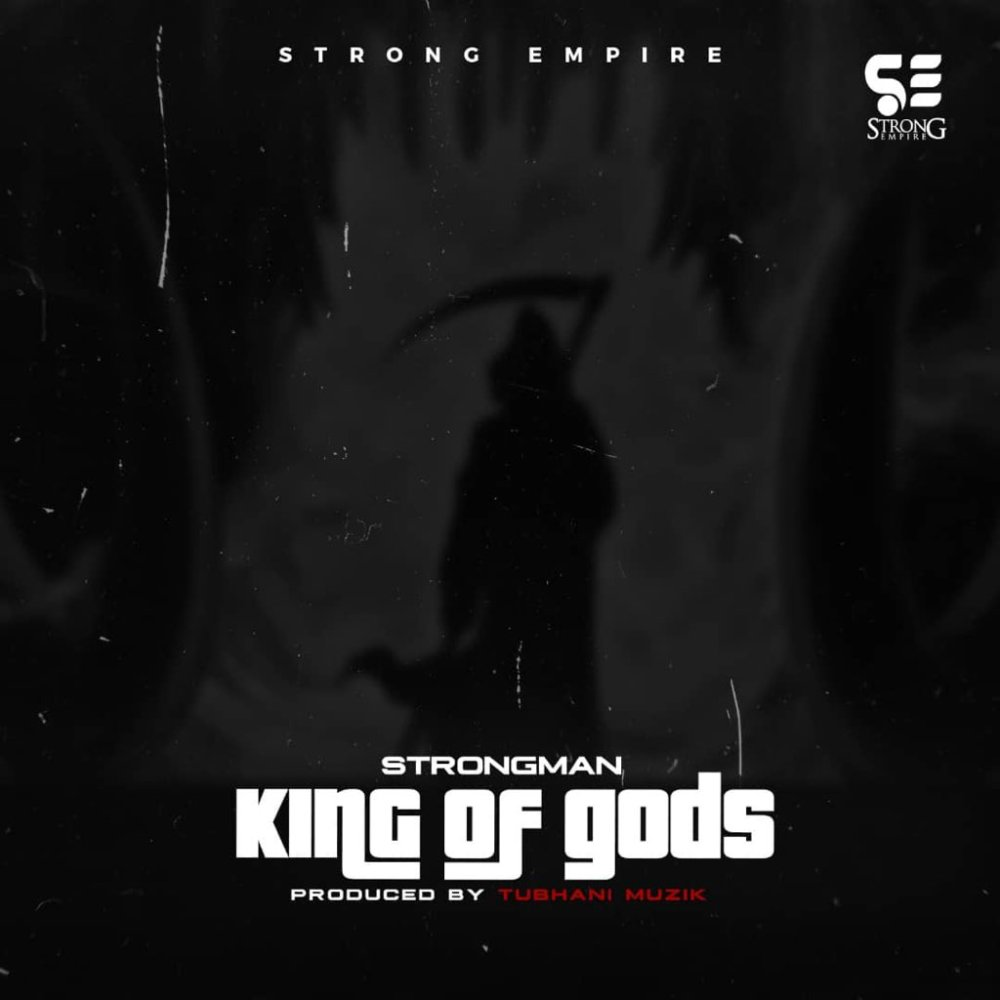 Strongman - King Of Gods artwork