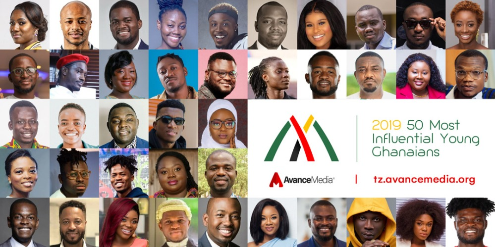 Collage - 50 Most Influential Young Ghanaians