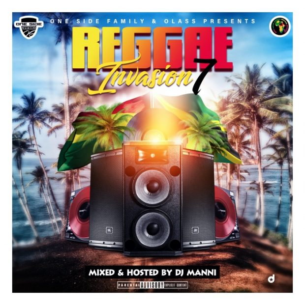 Reggae Invasion (Vol. 7)
