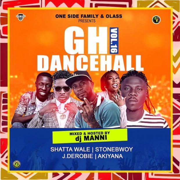 GH Dancehall Vol. 16
