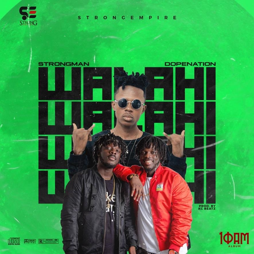 Strongman - Walahi (Feat Dopenation) artwork