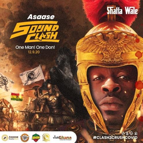 Asaase Sound Clash (Shatta Wale)