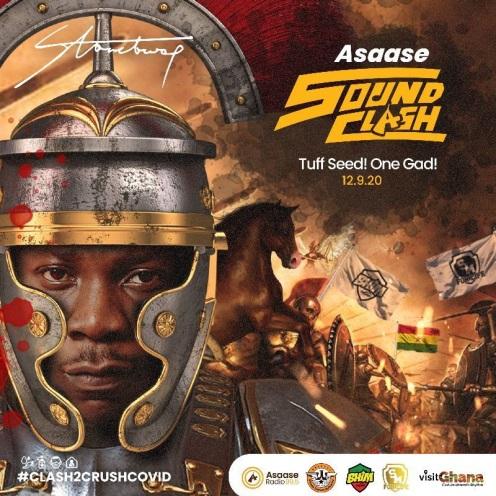 Asaase Sound Clash (Stonebwoy)